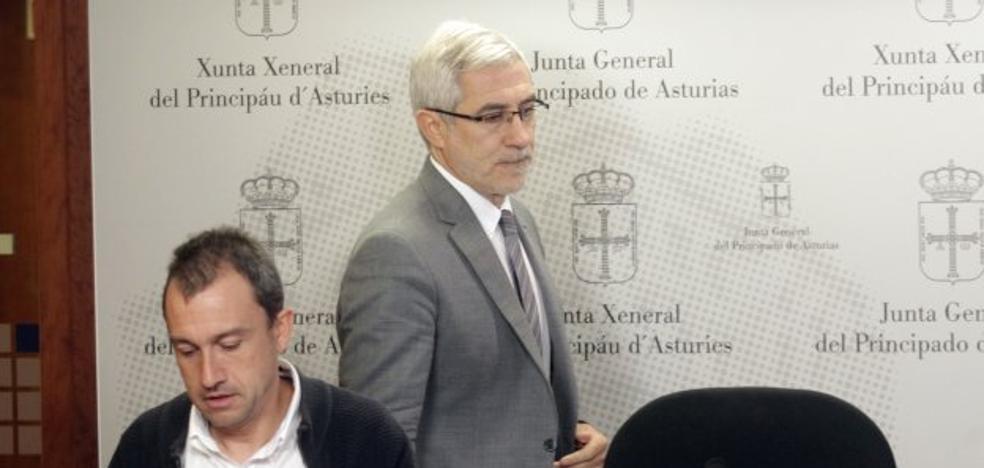 Llamazares critica que la inversión en Feve no llega al 20% de lo presupuestado