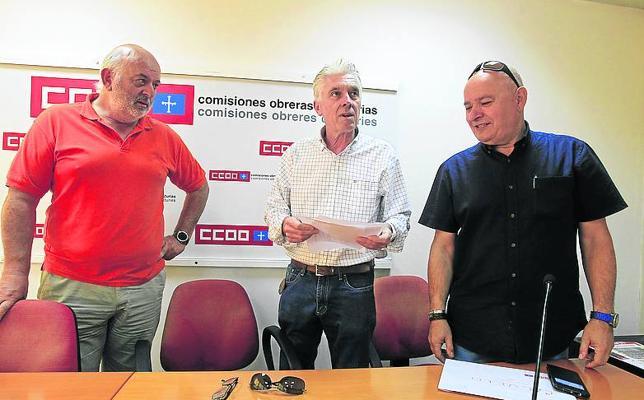 CC OO ve «mala intención» en CSI sobre los despidos en Grupo Norte