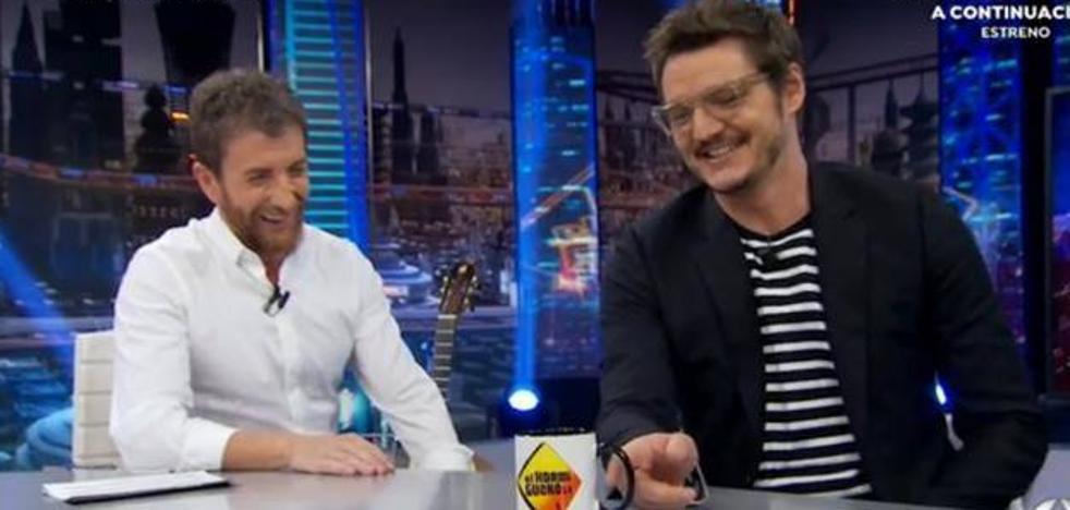 El actor Pedro Pascal fustiga a Pablo Motos por no saber inglés