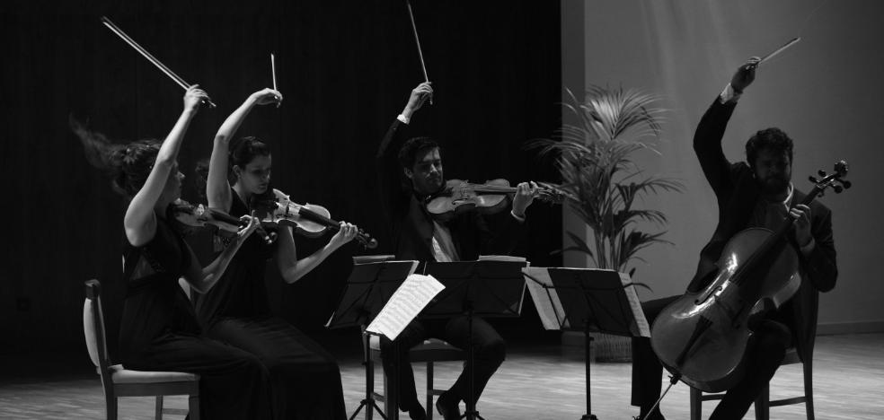 La Escuela Reina Sofía y dos solistas, conciertos en la cúpula del Niemeyer