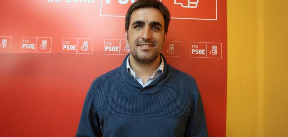 El portavoz del PSOE en Lena recibe cartas anónimas con insultos por su labor política