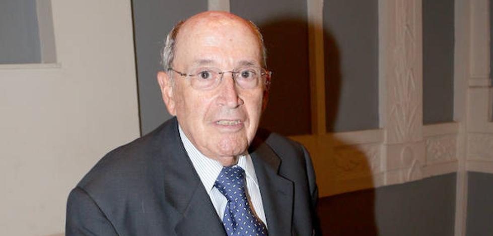 Fallece a los 85 años el prestigioso jurista y jovellanista Manuel Álvarez-Valdés