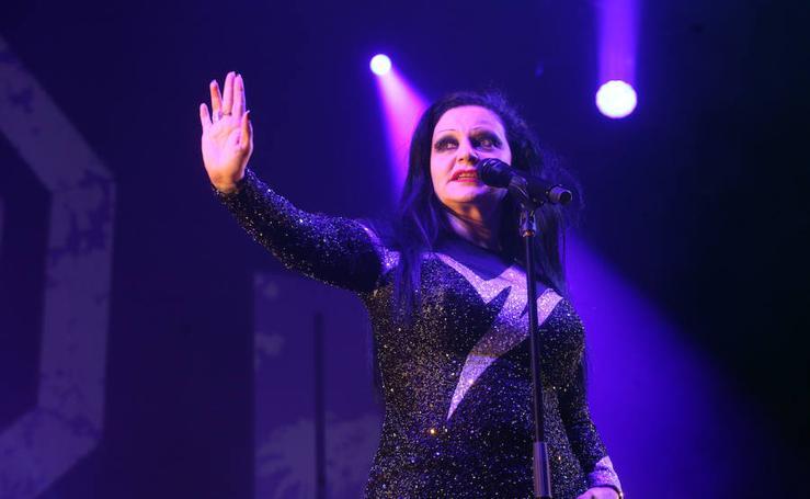 Las imágenes del concierto de Fangoria en Oviedo