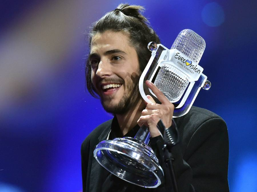 Salvador Sobral, ganador de Eurovisión 2017