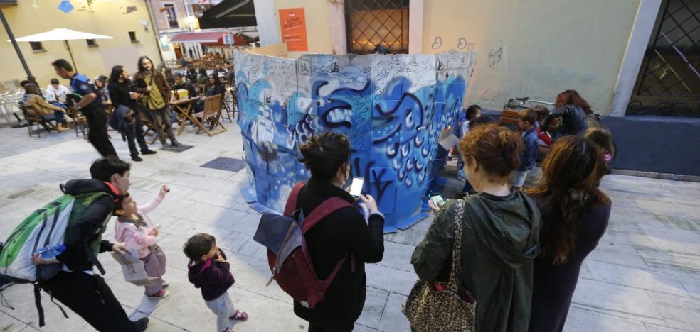 Arenas movedizas por los rincones de Gijón
