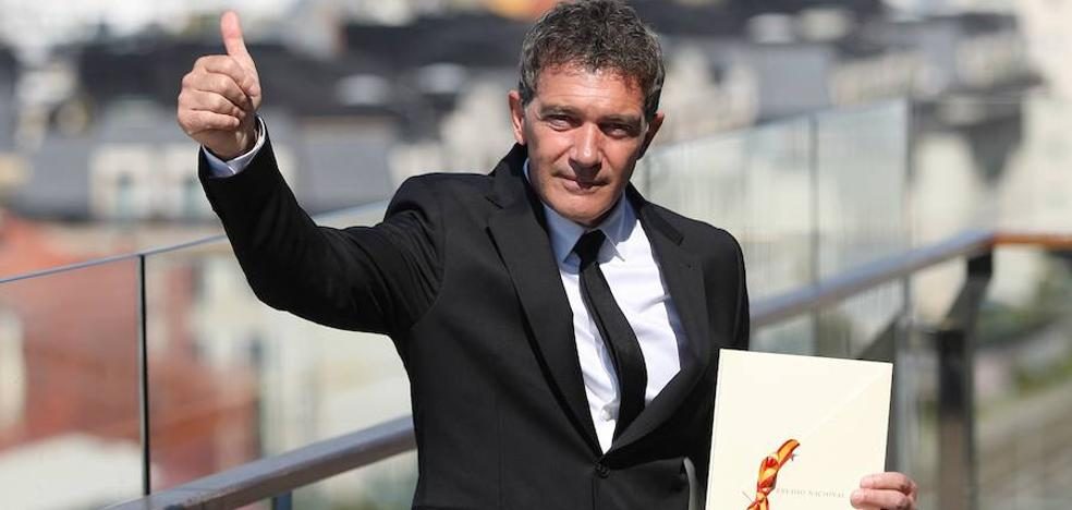 Antonio Banderas: «Lo de Cataluña parece una película de Berlanga»