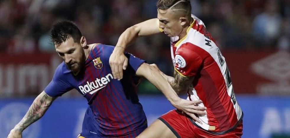 El Barça coloca otra muesca en un inicio de Liga brillante
