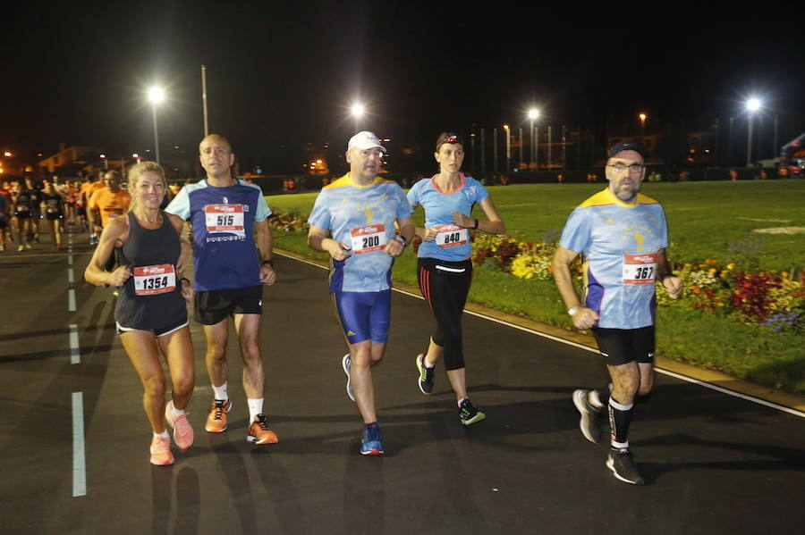 ¿Estuviste en la EdP Carrera Nocturna 10k de Gijón? ¡Búscate! (2)