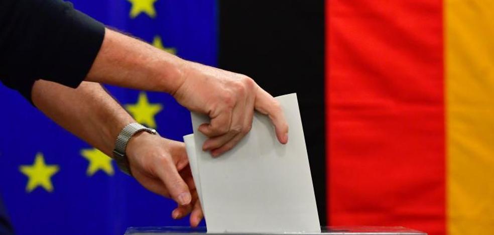 Merkel se encamina hacia un cuarto mandato en las legislativas alemanas