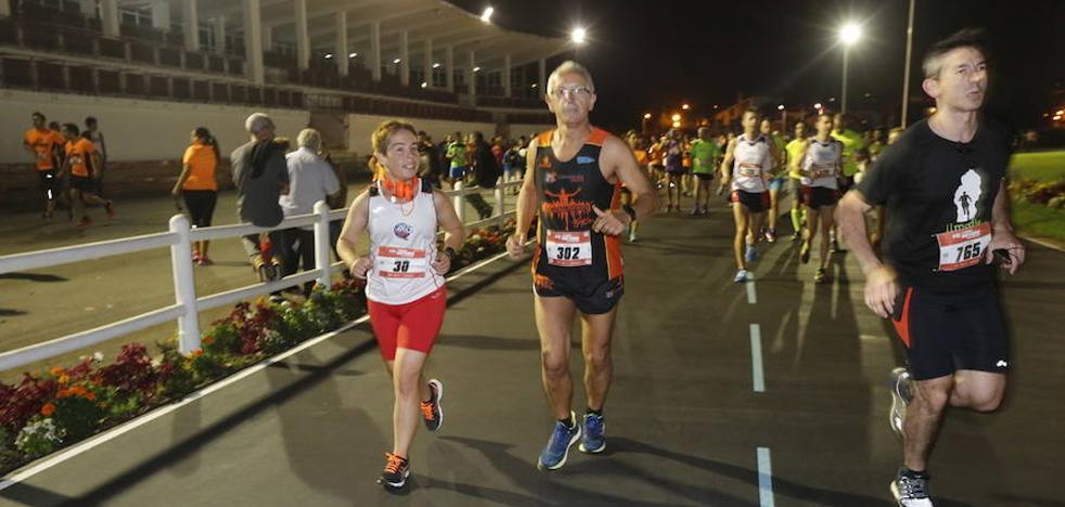 ¿Estuviste en la EdP Carrera Nocturna 10K de Gijón? ¡Búscate!