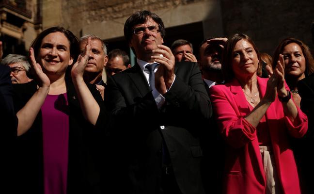 Puigdemont: «Habrá referéndum y el resultado se va a aplicar»