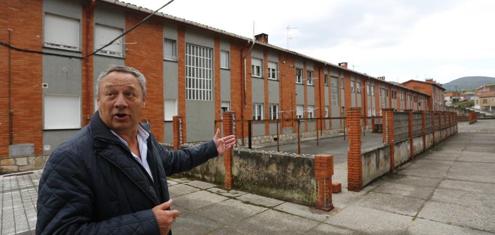 Los patios de La Camocha, objeto de un concurso de ideas