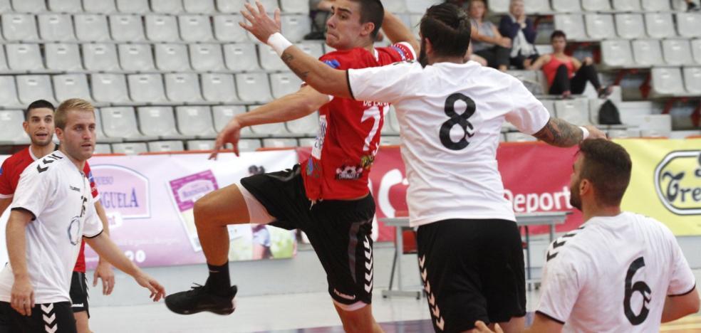 El Procoaf Gijón suma sus dos primeros puntos