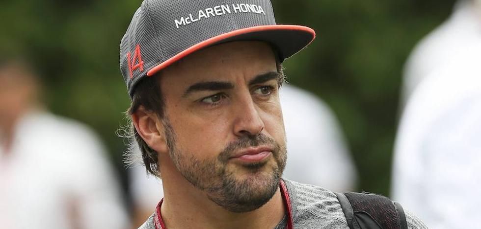 Alonso: «Sepang será más difícil»