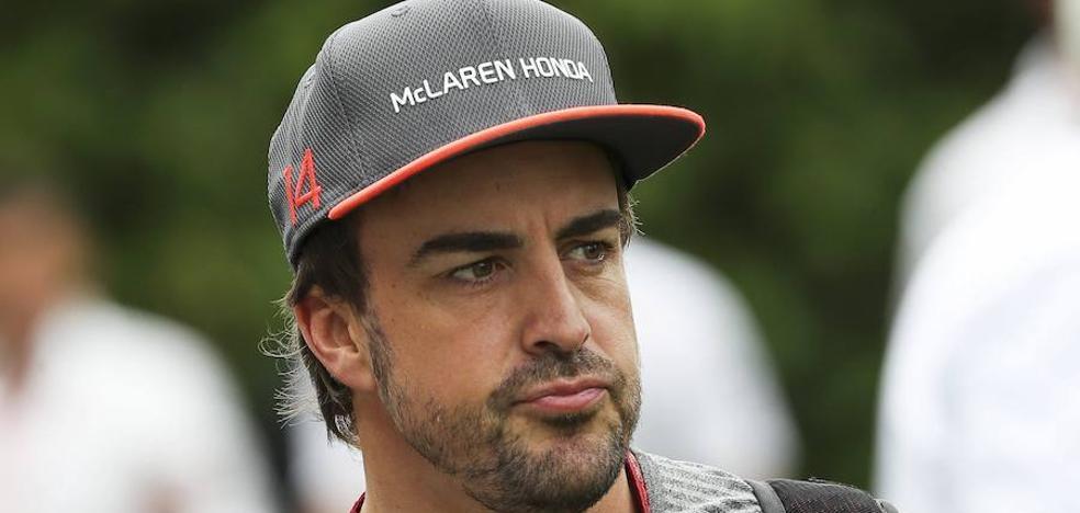 Alonso: «Sepang será más difícil, las rectas requieren buena velocidad punta»
