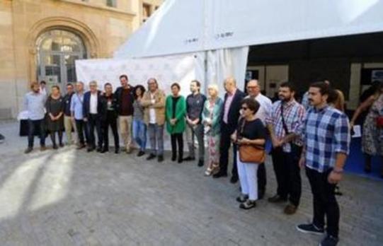 PP y Ciudadanos critican la presencia de Moriyón en el acto por la oficialidad
