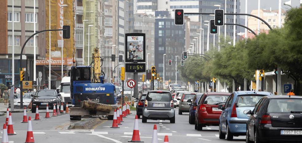 Presentan varias alegaciones contra el mapa estratégico del ruido de Gijón