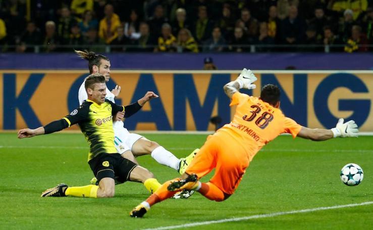 Borussia Dortmund-Real Madrid