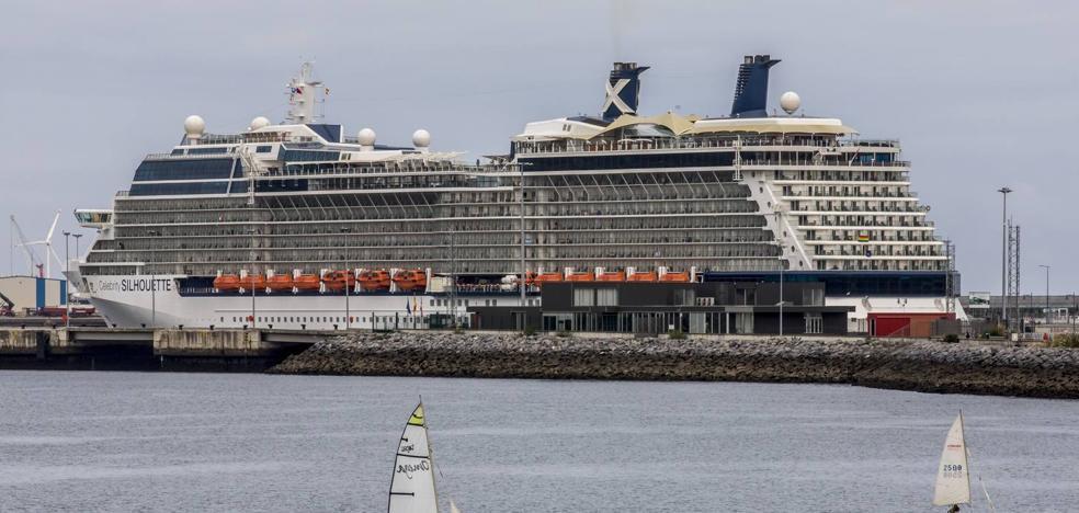 La odisea de un crucerista tras atracar en Getxo