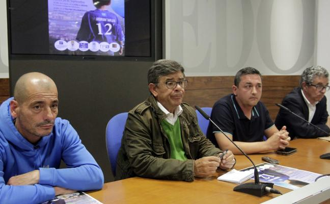 El Día del Real Oviedo en San Mateo premiará a Toché por su última temporada
