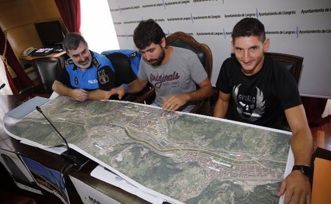 La maratón en ruta vuelve a Asturias