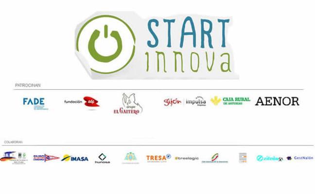 1ª Edición STARTinnova - curso 2013/14