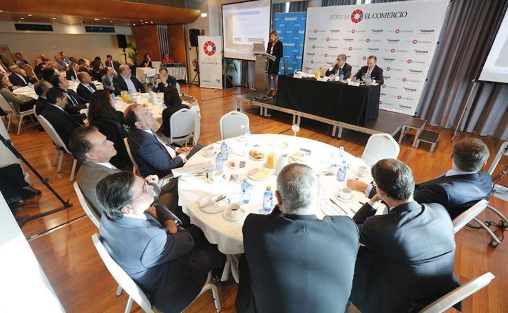 La financiación público-privada en Asturias, en el Fórum EL COMERCIO