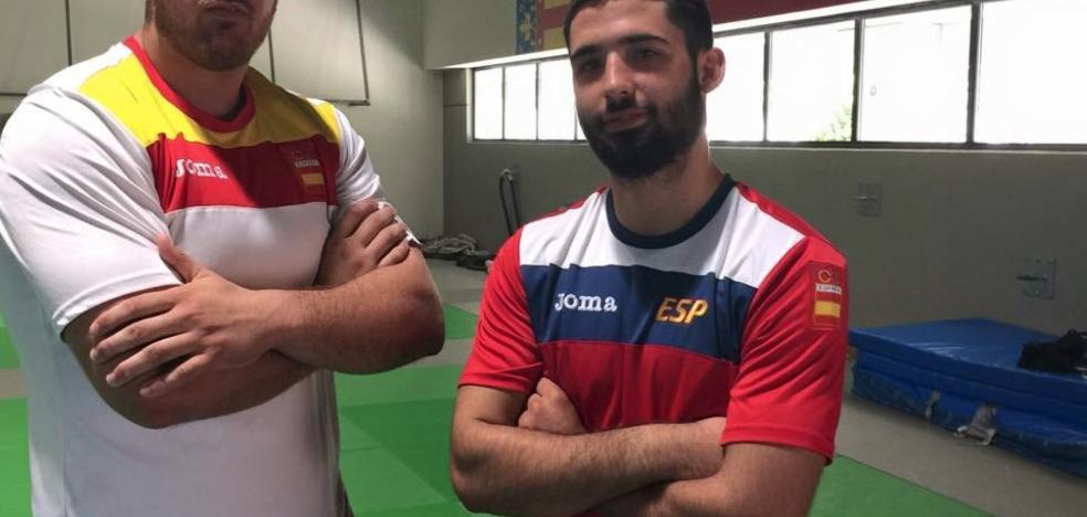 Los grupistas David Fernández y Luis Menéndez, convocados para el Mundial