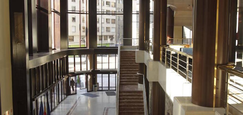 Las escaleras de emergencia del Auditorio de Oviedo solo permiten evacuar al 20% de su aforo