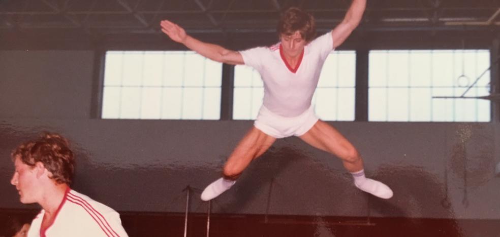 Fallece Eliseo Armesto Hevia, el primer gimnasta gijonés que alcanzó la internacionalidad