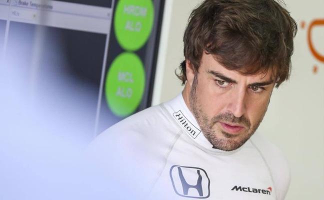 Fernando Alonso: «El coche va muy bien en este circuito»