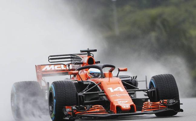 Ferrari manda y Alonso se coloca quinto en Sepang