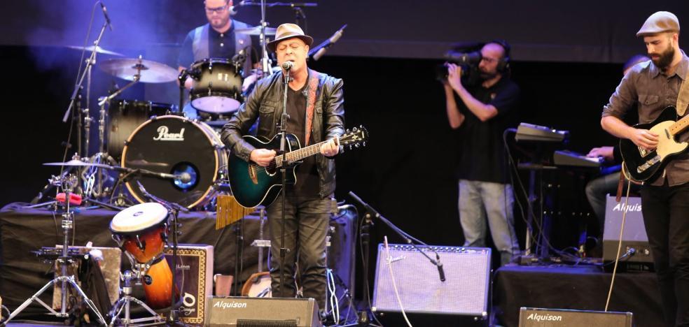 Luis Núñez y Los Folgazanes, Premio al Meyor Cantar