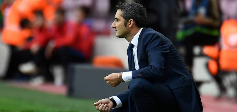 """Ernesto Valverde: """"Ha sido impactante, no ha sido sencillo"""""""