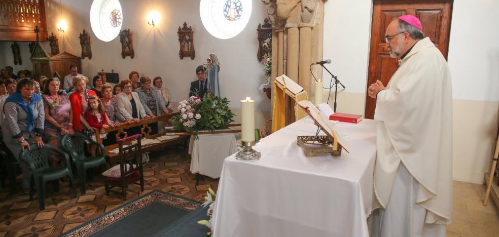 Baldornón recupera su iglesia