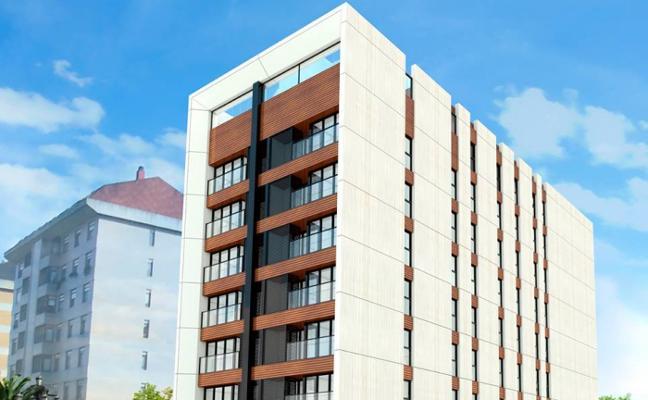 Los Álamos ya ha vendido el 85% de los pisos del sanatorio Blanco