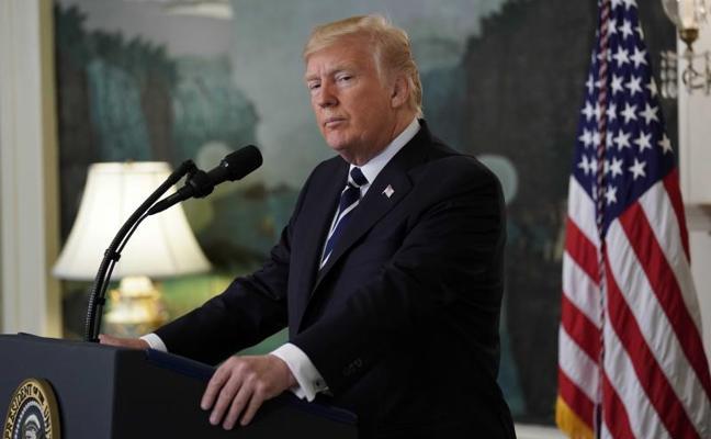 Trump: «El tiroteo es un acto de pura maldad»