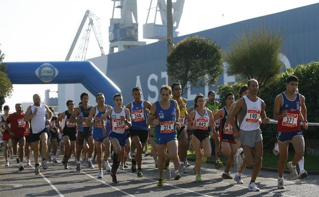 La Carrera Popular Santa Olaya-Grupo supera los 500 inscritos