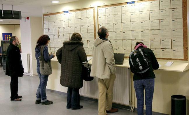 El paro sube en Asturias en 3.401 personas en septiembre