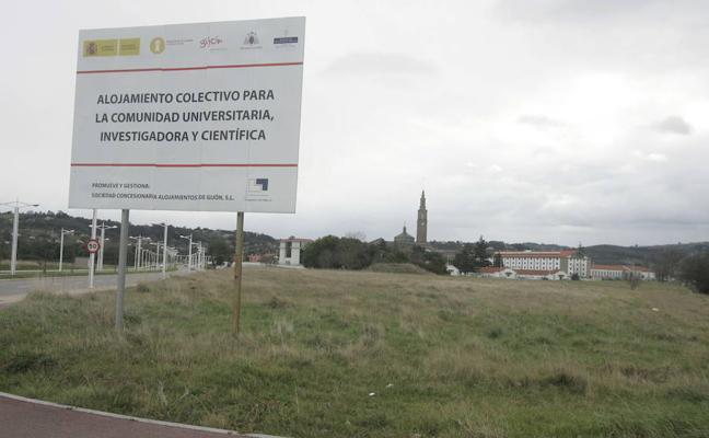 Gijón da la licencia de obras definitiva para la residencia de estudiantes