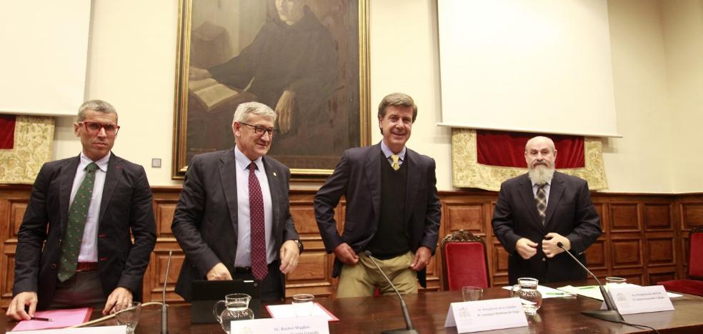 Pinceladas maratonianas en la Cátedra de Cultura Iberoamericana y Deporte