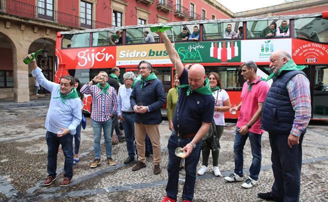 Gijón está de sidra durante diez días