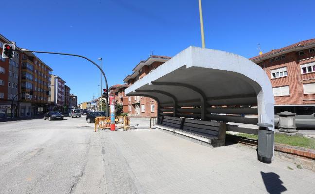 El traslado de la marquesina de El Pozón cuesta 136.000 euros