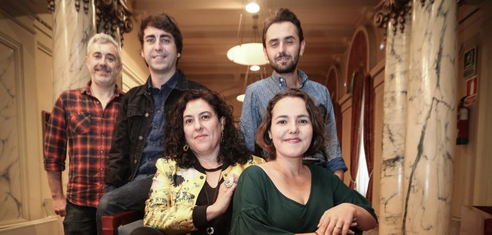 El Callejón del Gato estrena 'Hermanas' en el Palacio Valdés