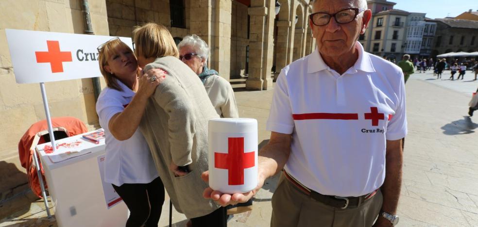 Cruz Roja pondrá mesas por toda la ciudad por el Día de la Banderita