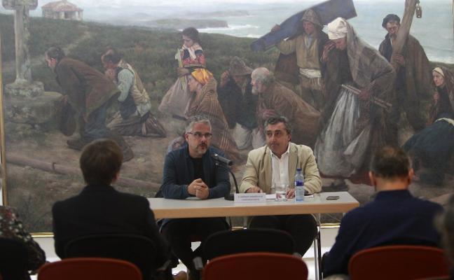 Enrique Andrés Ruiz: «Las artes antiguas han sido suplantadas por una abstracción conceptual»
