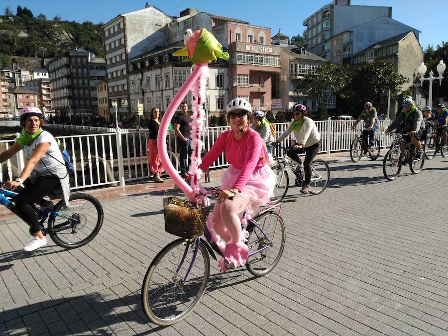 ¿Estuviste en el Día de la Bicicleta de Luarca? ¡Búscate!