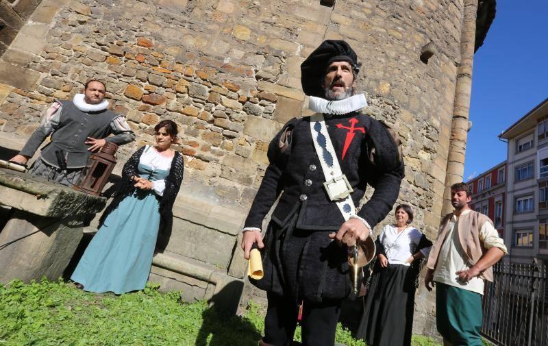 Pedro Menéndez recluta seguidores en Avilés