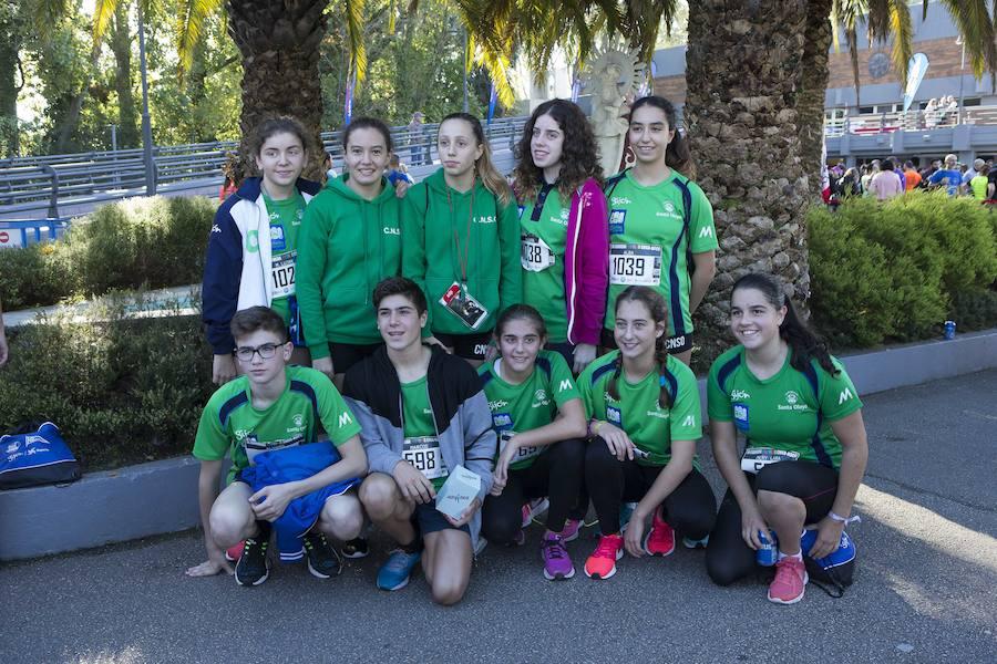 ¿Estuviste en la carrera Santa Olaya-Grupo? ¡Búscate! (2)
