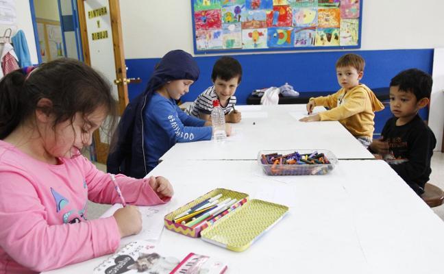 El programa municipal de actividades extraescolares cubre 1.290 plazas